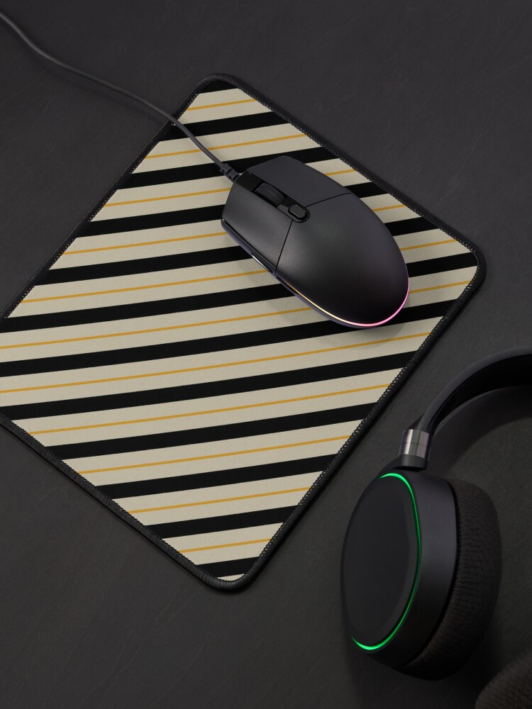 Alternate view of Vintage Stripes Mouse Pad