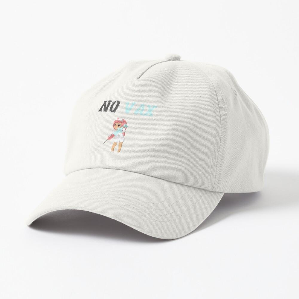 No vax 12 Cap