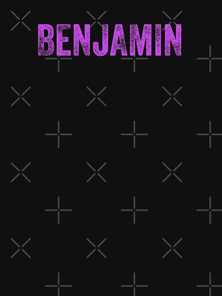 Israelite, Tribe Of Benjamin by HebrewPrints