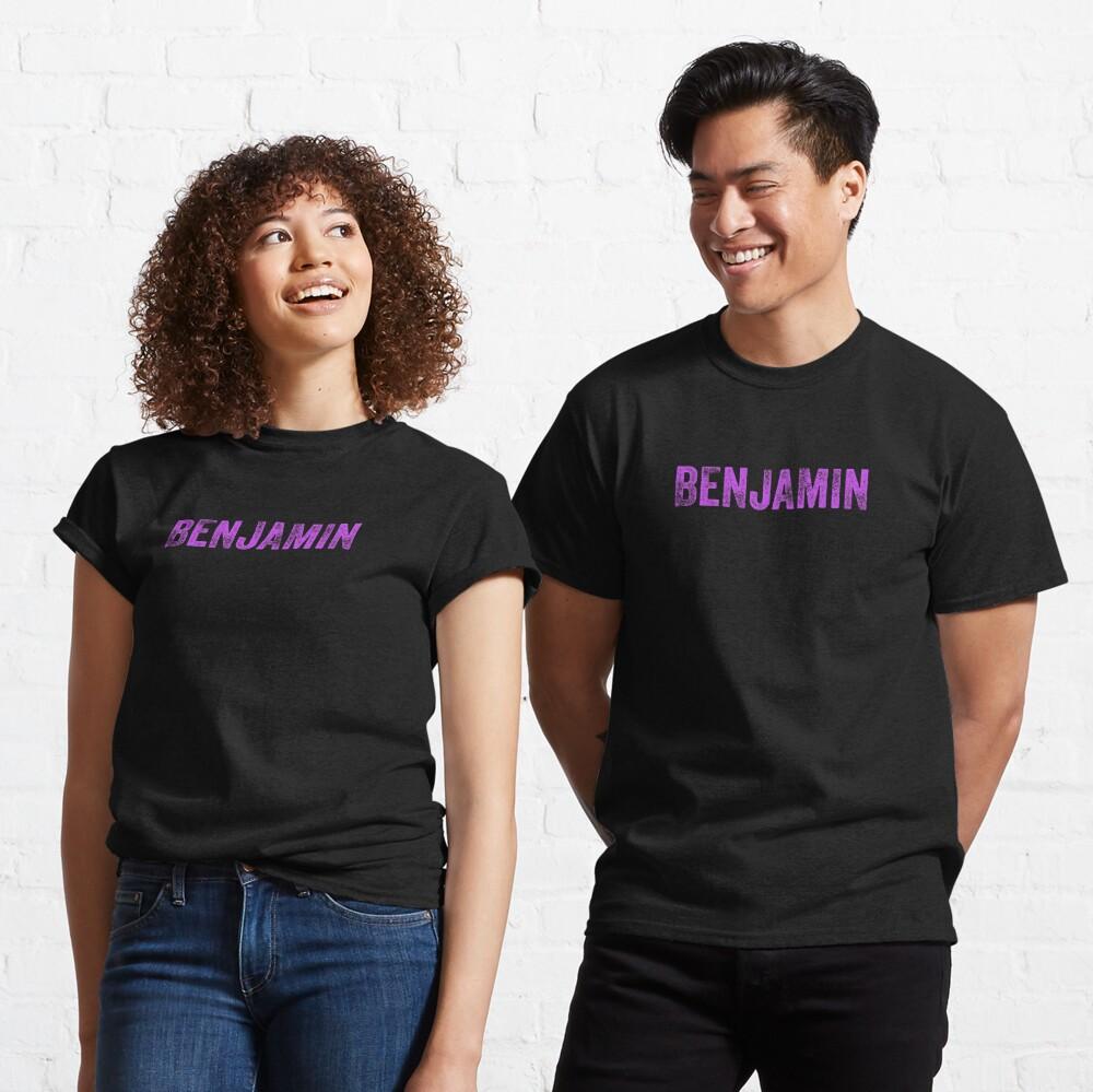 Israelite, Tribe Of Benjamin Classic T-Shirt