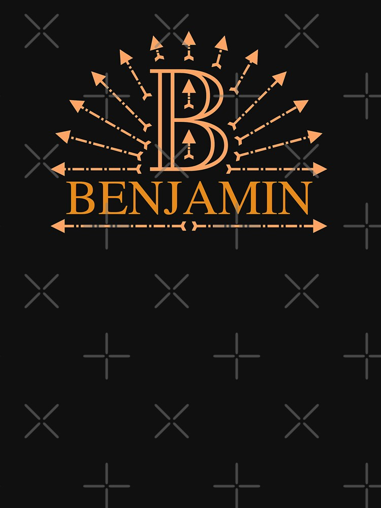 Tribe Of Benjamin, Israelite by HebrewPrints