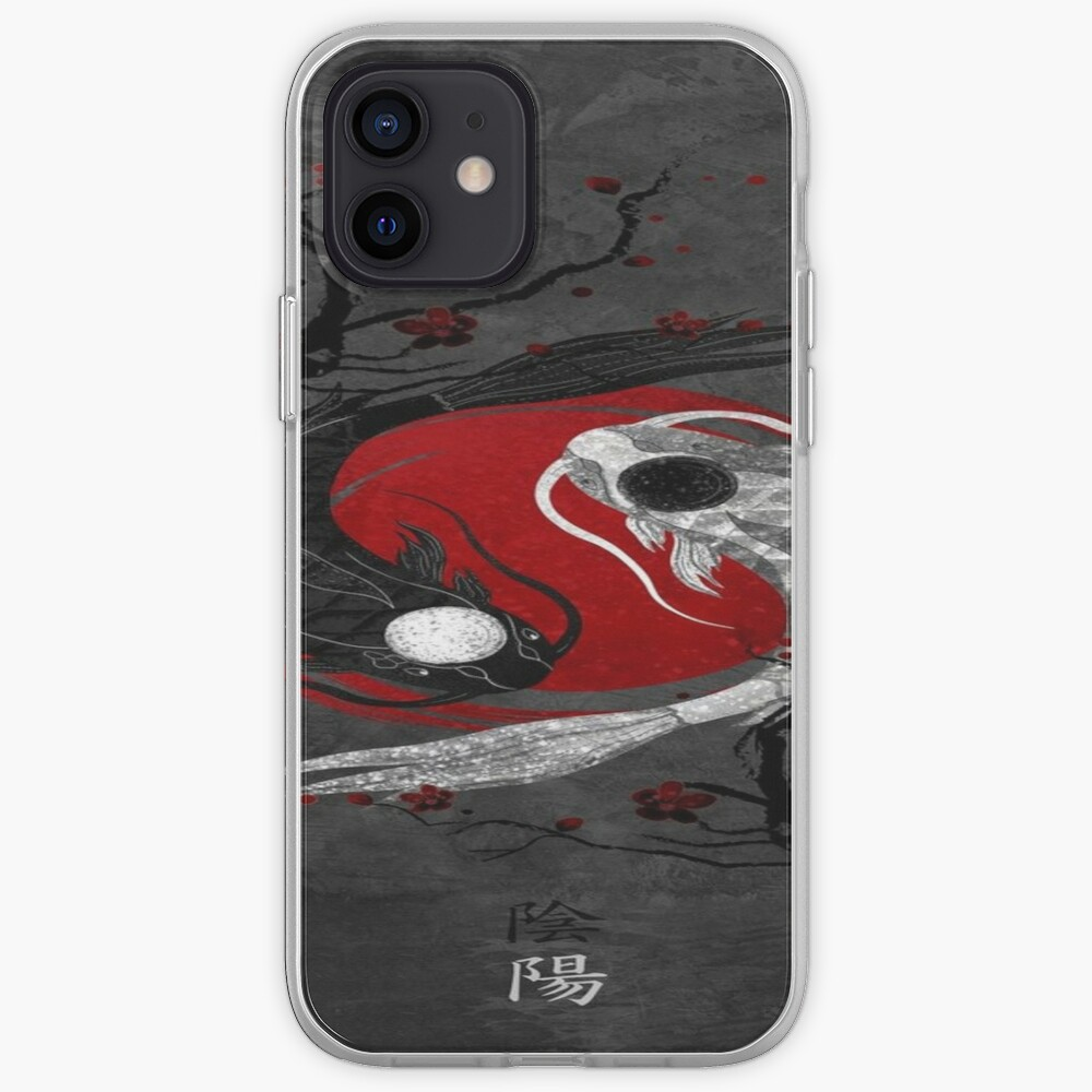 yin yang  fish  iPhone Case & Cover