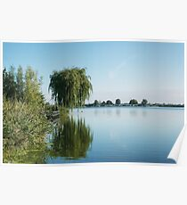 Tranquil Waters Poster