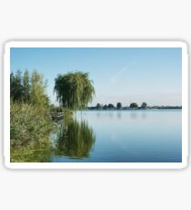 Tranquil Waters Sticker