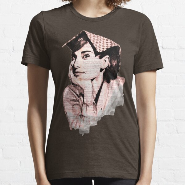 Audrey Hepburn pn02 Essential T-Shirt