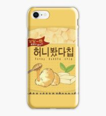 MYSTIC MESSENGER HONEY BUDDHA CHIP iPhone Case/Skin