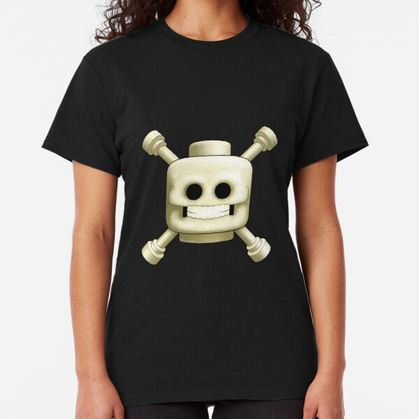 Lego Skull and Crossbones Classic T-Shirt