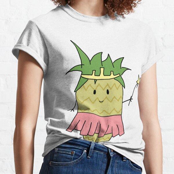 Ballerina Prinzessin Ananas Classic T-Shirt