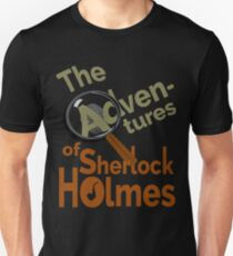 The Adventures of Sherlock Holmes T-Shirt