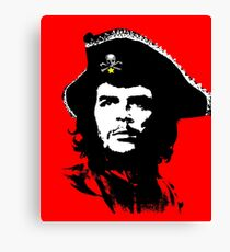 Pirate Che Guevara Canvas Print