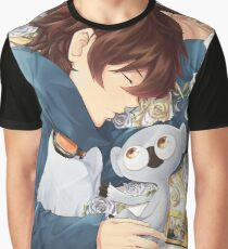 Kekkai Sensen: Leonardo Watch Graphic T-Shirt