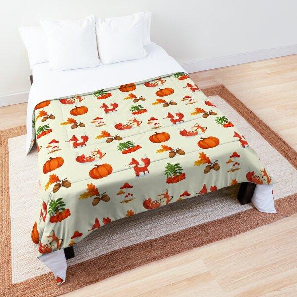 Baby fox Comforter