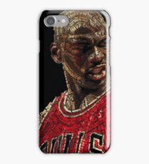 The GOAT Michael Jordan iPhone Case/Skin