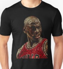 The GOAT Michael Jordan Unisex T-Shirt