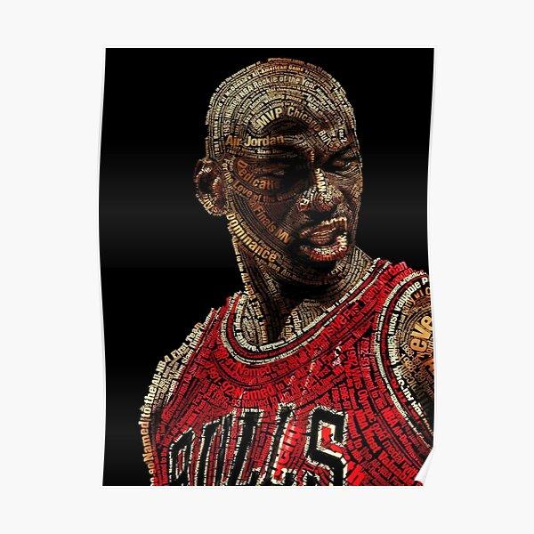 Der ZIEGEN Michael Jordan Poster