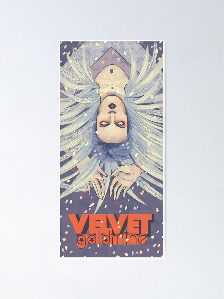 Alternate view of Velvet Goldmine Poster