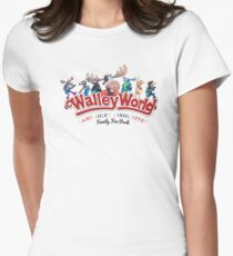 Walley World - America's Favourite Curved Logo Variant T-Shirt