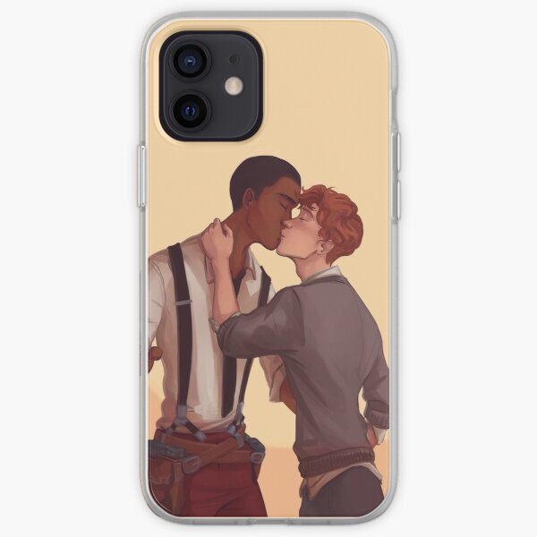 Wylan and Jesper iPhone Soft Case