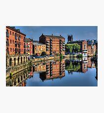 Leeds Riverscape Photographic Print