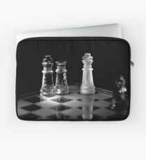 Chess 1: Game over, let's play again! Laptop Sleeve