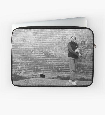 The Mom Wall Laptop Sleeve