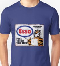 Esso - Put a Tiger in Your Tank! T-Shirt