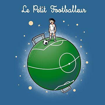 Le petit fottballeur by trheewood