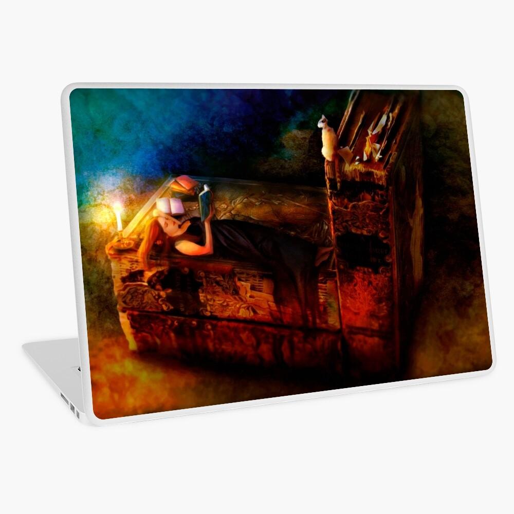 Ex Libris Laptop Folie
