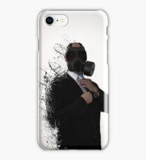 Dissolution of man iPhone Case/Skin