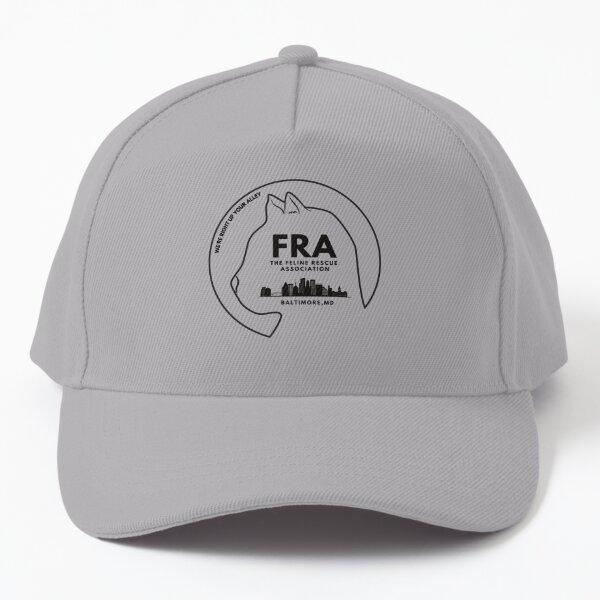 Feline Rescue Association Logo Baseball Cap