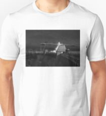 Hopgood's last run, black and white version T-Shirt