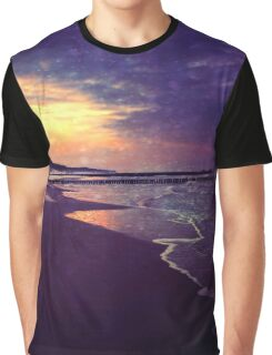Walking on the dream Graphic T-Shirt