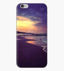 Walking on the dream iPhone Case