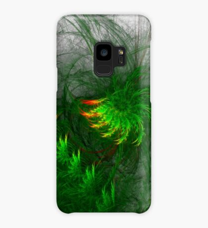 Jungle #fractal art Case/Skin for Samsung Galaxy