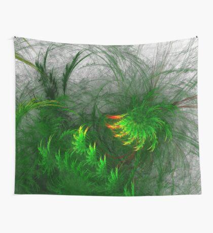 Jungle #fractal art Wall Tapestry