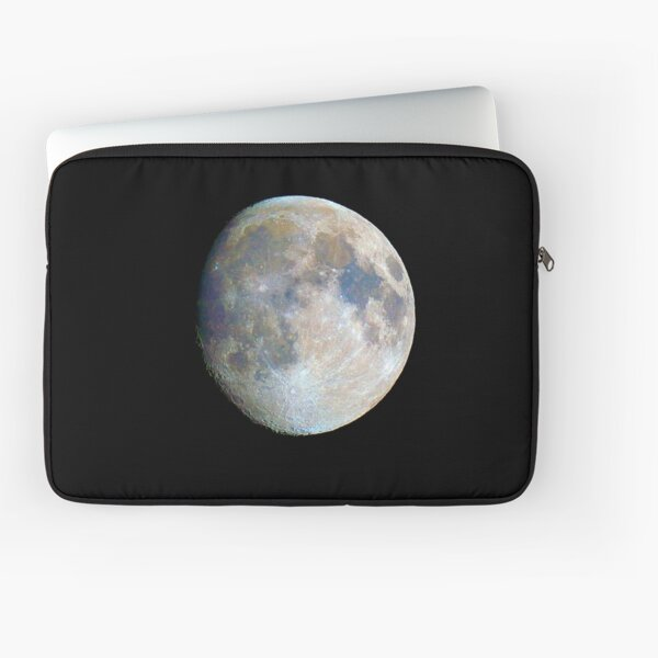 moon in colour Laptop Sleeve