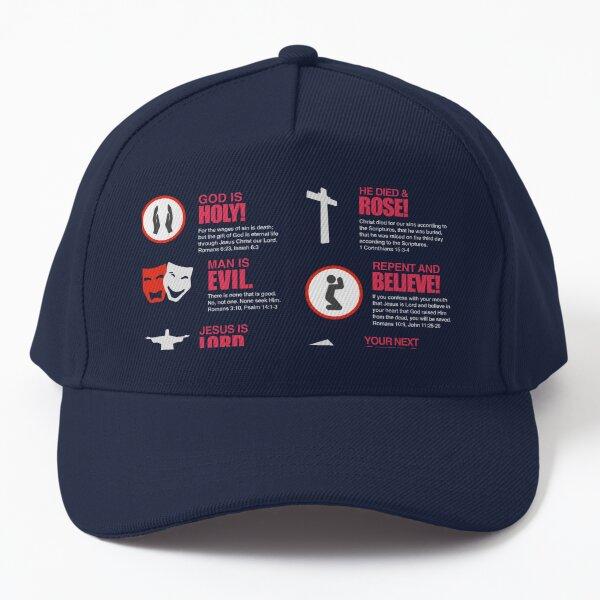 What is the Gospel? Baseball Cap
