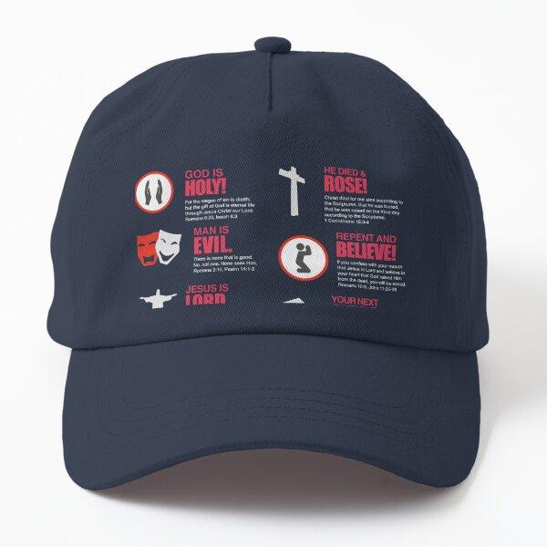 What is the Gospel? Dad Hat
