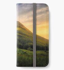Mountain Sunset iPhone Wallet/Case/Skin