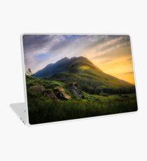 Mountain Sunset Laptop Skin