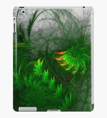 Jungle #fractal art iPad Case/Skin