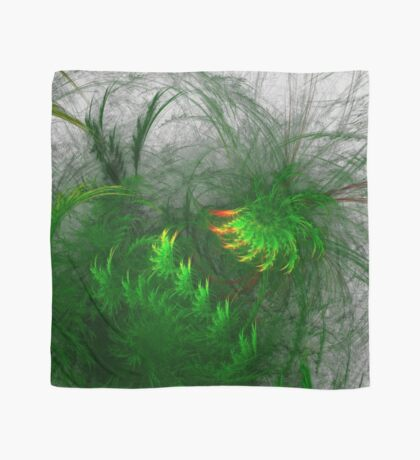 Jungle #fractal art Scarf