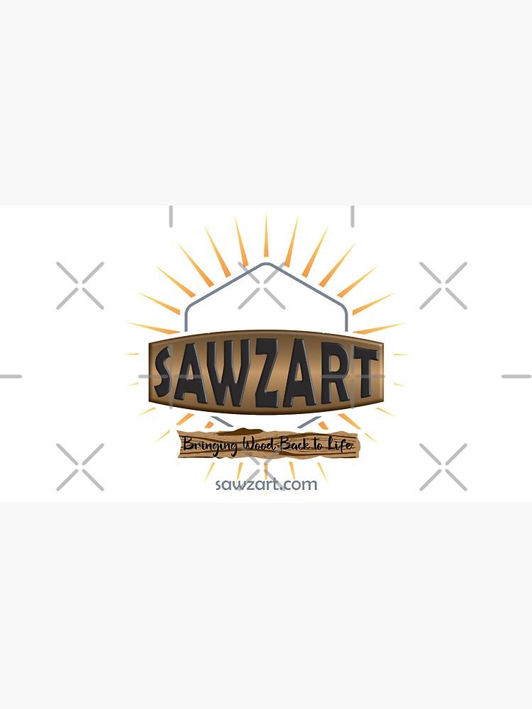 Sawzart - Bringing Wood Back to Life by NoBonesLife