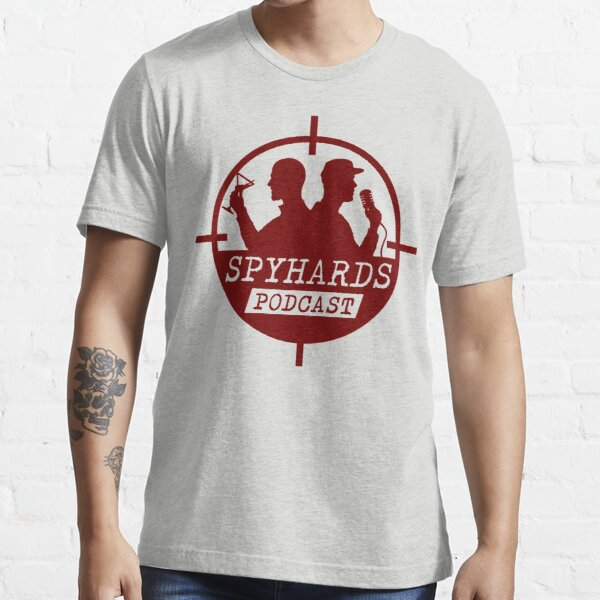 SpyHards Logo Essential T-Shirt