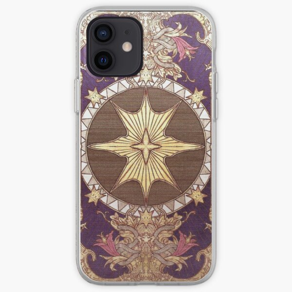 FFXIV Astrologian Card iPhone Soft Case