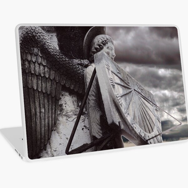Chartres Angel Laptop Skin