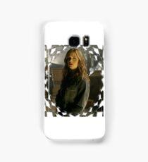 Buffy Angel Faith Eliza Dushku 1 Samsung Galaxy Case/Skin