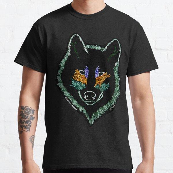 Canis lupus 6-FDV-29 ASerranoestudio Classic T-Shirt