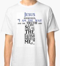 Jesus Way Classic T-Shirt