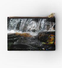 Fall water, fall Studio Pouch